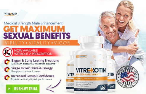 vitrexotin - Male Enhancement Benefits