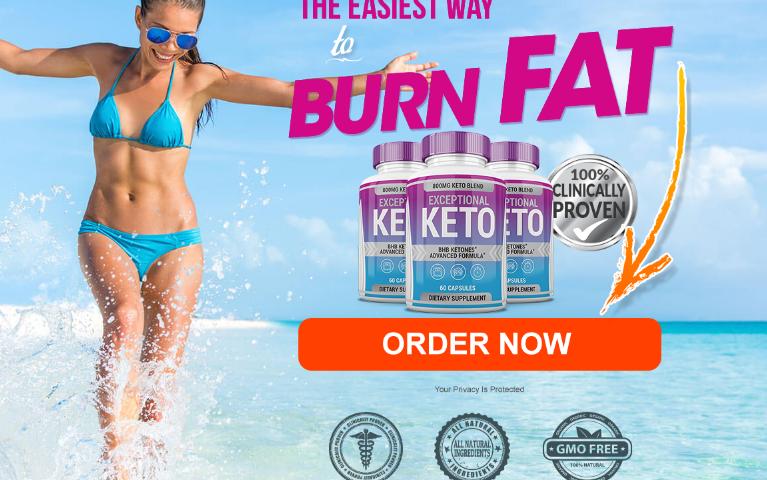 Exceptional Keto - buy & Benefits