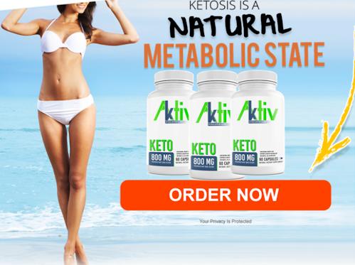 aktiv keto - weight loss product