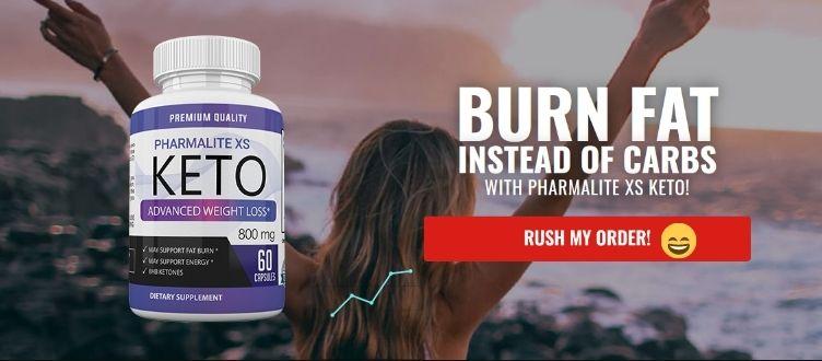 Pharmalite XS Keto #RushOrder