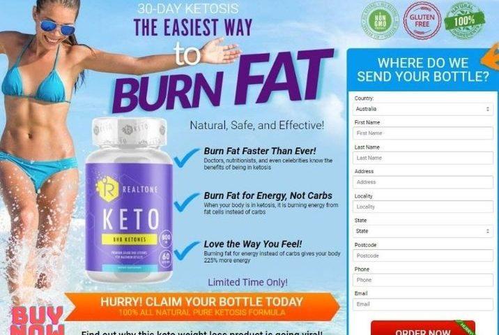 realtone keto - #Canada Package