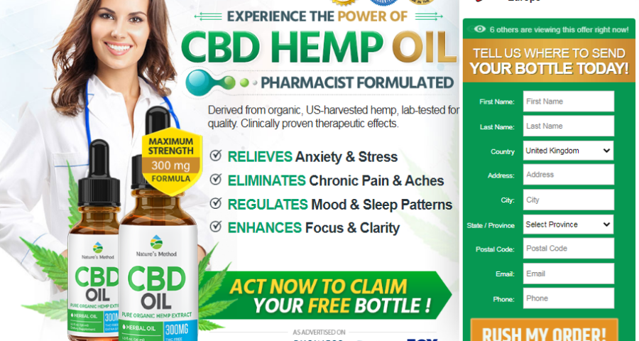 Natures method CBD - Official Site