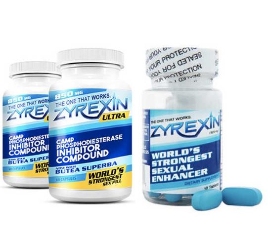 Zyrexin - male enhancement