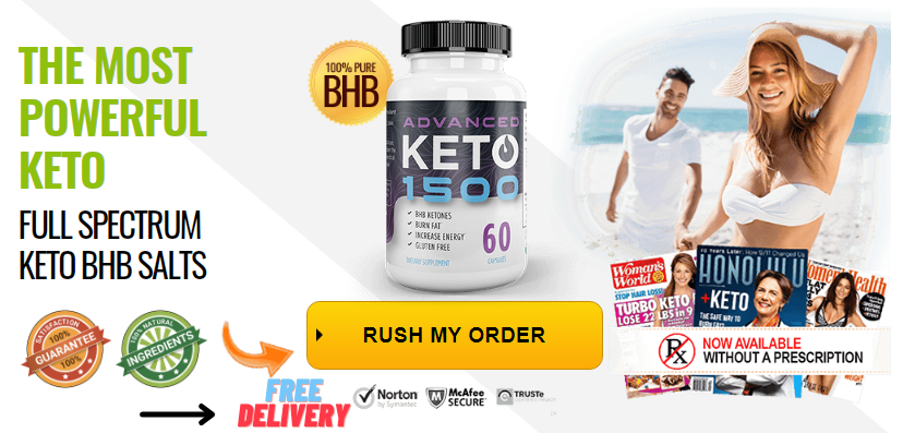 Keto Advanced 1500 - Fast Delievery