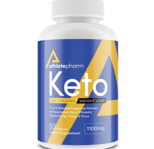 Athlete Pharm keto - official site
