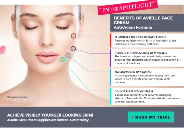 Avielle Face Cream - benefits