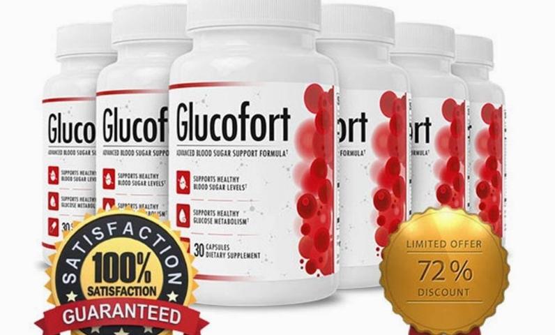 Glucofort - package