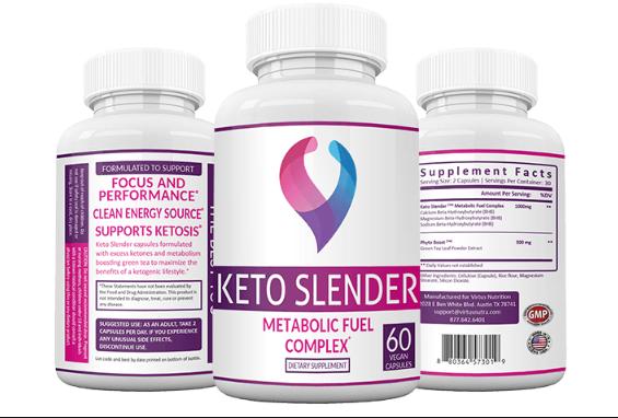 keto slender - official site