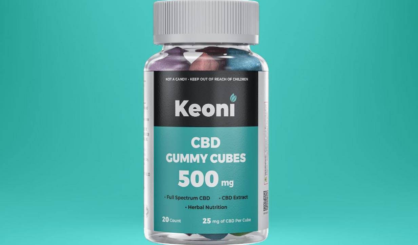KEONI CBD GUMMIES -buy