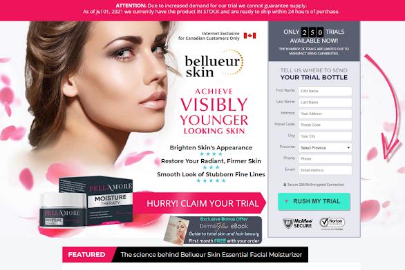 Pellamore Cream - official site