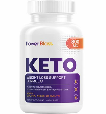 Power Blast Keto - reviews