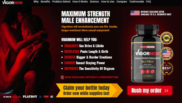 vigornow - male enhancement